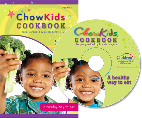 Chowkids Cookbook